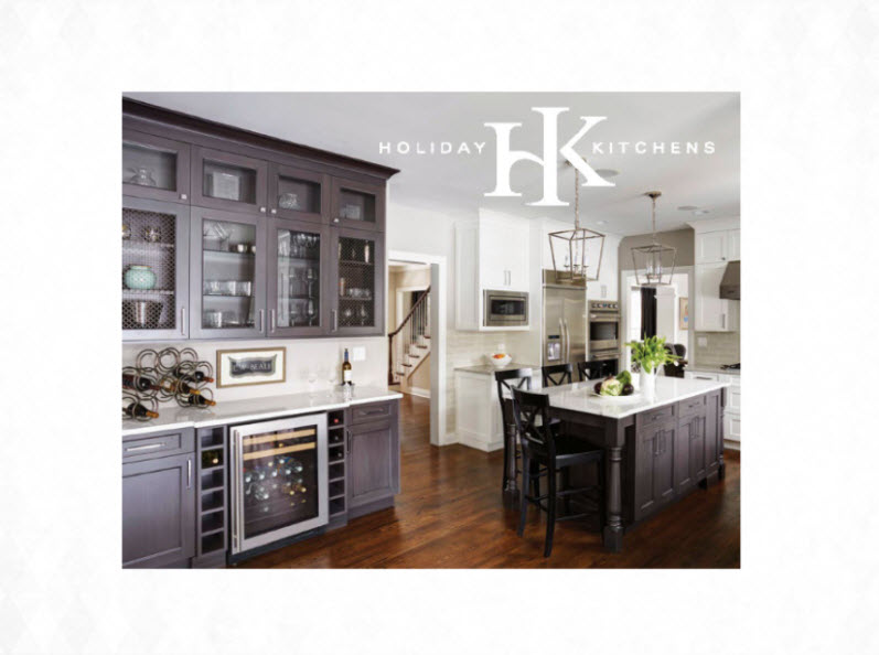 Holiday Kitchens Coffee Table Book | 4th Edition