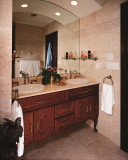 Bath_LexingtonDblArchCherryConcord_CaptialCabinetsNY