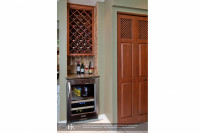 Wine Insert and Wine Rack