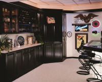 OtherRoom_Bar_LancasterSqOakEbony_SchwalbachKitchensMI